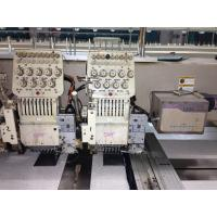 Best Programmable Table Top Swf Embroidery Machine With Japan Panasonic Motor wholesale