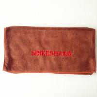 Wholesale Yarn Dyed Embroidered Microfiber Towel from china suppliers