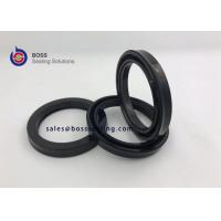 Wholesale Buna-N nitrile rubber seal profile USH rod piston double lip seal from china suppliers