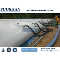Fuushan Recyled Liquid Container Pillow Bladders/Flexible Water Storage Pillow Tank for sale