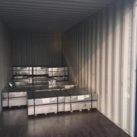 China BA / CA Tin Coated Steel Sheet , Electrolytic Tinplate Sheet Corrosion Resistance for sale