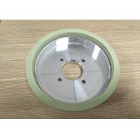 China CBN HSS Tools Resin Bond Grinding Wheel , Magnetic Diamond Cut Grinding Wheel on sale