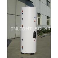 Eco- Friendly Solar Heat Exchanger Tank 500L White / Silver Grey Outer Housing Color for sale