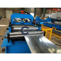 China Full Auto Change CZ Purlin Roll Forming Machine For Construction Material on sale