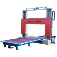Buy cheap Automatic Vertical Fast Wire Contour Machine phenolic foam cutter from wholesalers