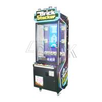 China Brick Stocker toy claw machine for sale attractive cheap arcade machine on sale