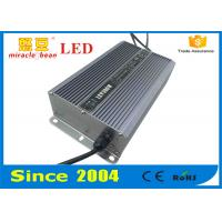 Wholesale High Power Waterproof LED Power Supply , 300W Waterproof LED Driver from china suppliers