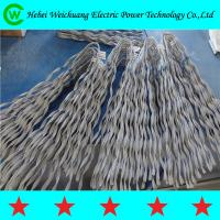 Buy cheap Clamp Preformed Guy Grip Dead End Electric Power Fittings / 120kn Dead End Clamp from wholesalers