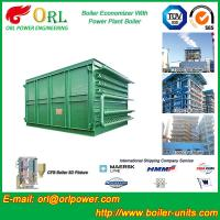 Wholesale Heat Economizer / Boiler Economiser In Steam Power Plant Non Pollution from china suppliers