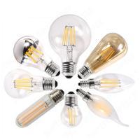 China Candle Shaped LED Energy Saving Light Bulbs , C35 LED Candelabra Bulbs E12 E14 Socket for sale