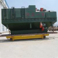 Wholesale Steel Plant Battery Powered Carts Industrial , 30T Motorized Rail Cart from china suppliers