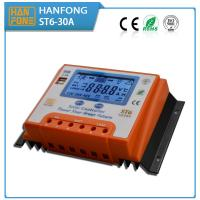 12V 24V 30A PWM Solar Charge Controller as MPPT Controller with LCD 100w PV panel 300Ah Battery form Solar system Home for sale