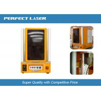 Industrial Fibre Laser Marking Machine With 0.005mm Min Focusing Spot , CE ISO Certificate