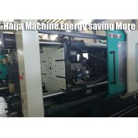 Wholesale Double Guide 10 Ton Plastic Injection Molding Machine 3.1kw Heat Power from china suppliers