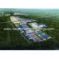 Wholesale Multi Storey Prefab Workshop Buildings Kits With Q235b Steel Structure from china suppliers