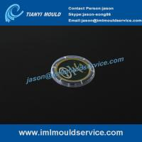 Wholesale 4 cavities IML thin wall injection mold, Precise plastic IML thin wall mold, IML moulding from china suppliers