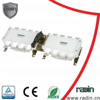 Wholesale Changover Manual Power Transfer Switch Load Isolator MTS 2000 - 3150A 50Hz from china suppliers