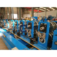 China C And Z Purlin Automatic Roll Forming Machine For Steel Channel Quick Change for sale