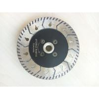 China 125mm Stone Diamond Tool Granite/Marble/Diamond Cutting Grinding Wheel Saw Blade,with M14 flange on sale
