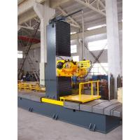 Wholesale Carbon Steel H Box Beam Profile Milling Machine 0 - 45° Milling Head Angle from china suppliers