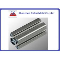 China Space Fixing Device Aluminium Extruded Profiles , Custom Aluminium Extrusion on sale