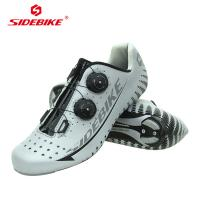 China Customized MTB Cycling Shoes , Sidebike Flagship Store Atop Self Lock Bike Shoes for sale