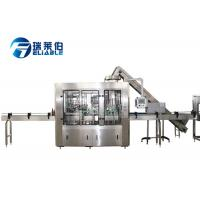Wholesale Beer Electric Glass Bottle Filling Machine 3 In 1 Rinsing Filling Capping Machine from china suppliers