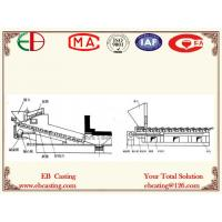 Wholesale Sketch Maps for Horizontal Type & Inclining Type Grate Bars for Combustion Furnaces EB3265 from china suppliers