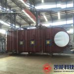 China Inudstry Generator Set Waste Heat Boiler / Oil Fired Boiler HFO Generator for sale
