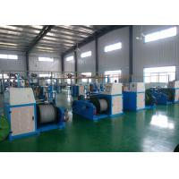 Wholesale High Efficiency Wire Extruder Machine Composed Of Pay Off / Straightening Machine from china suppliers