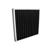 Wholesale Eradicate Odor Synthetic Fiber Filter / Mini - Pleat Activated Carbon Filters from china suppliers