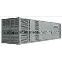 Wholesale 630kVA Volvo Containerized Diesel Genset from china suppliers