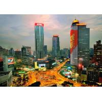 China Flexible Led Wall Screen Display Outdoor Curtain Led Display P31.25 Strip on sale