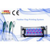 China Pop Up Sublimation Printing Machine With EPSON 4720 Print Head 380V Volatge on sale