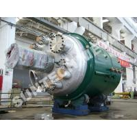 Wholesale 317L Main body & SA516 Jacket  Agitating Reactor for Dying Chemicals from china suppliers