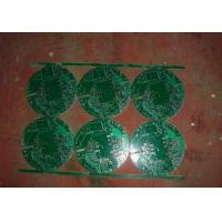 Wholesale Green Round PCB Panel, HAL PB Free Immersion Tin Four Layer PCB Printed Circuit Board from china suppliers