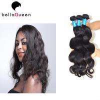 Wholesale Beauty Forever Mongolian Girl Body Weave Remy Hair Bouncy Braiding 3 Bundles from china suppliers