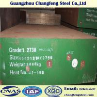 Wholesale Structural Pre - Hardened Plastic Mold Steel / 1.2738 718 P20+Ni Die Steel Plate from china suppliers