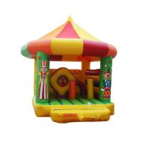 China Fun park equipment outdoor kids inflatable bouncer for sale