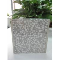 Wholesale Reinforced Eps Insulation Panels , Foam Concrete Wall Panels For Basement from china suppliers
