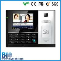 """3.5"""" Color TFT LCD ID Card Scanner Time Attendance Device Bio-S900 for sale"""