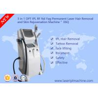 Wholesale Clinic Skin Rejuvenation Beauty Equipment / Ipl Beauty Equipment Laser Tattoo Removal from china suppliers