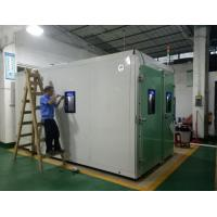 Wholesale Laboratory Environmental Walk In Test Room Accelerated Aging Climate Chamber from china suppliers