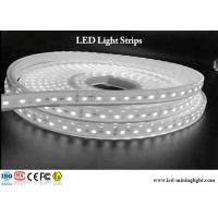 China 24V Super Bright Led Strip Lights RGB SMD 5050 With Waterproof Connectors on sale