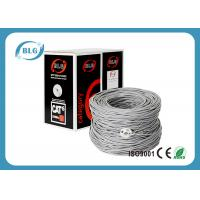 Wholesale CCTV UTP Cat5e Ethernet Lan Cable , CCA Material Ethernet Network Cables from china suppliers