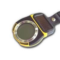 Wholesale Waterproof IP4 Solar Outdoor Digital Compass with Altimeter, Weather Forecast SR308 from china suppliers