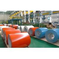 Wholesale Color Coated Galvanized Steel Coil / PPGI Roofing Sheet For Building Material from china suppliers