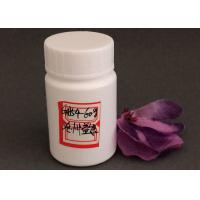 China 60g Solid Capsule Packaging Medical Plastic Bottle PE Tablet Powder Subpackage for sale