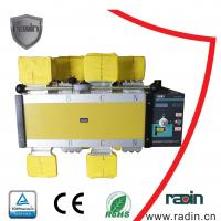 Wholesale Motorized Manual Transfer Switch Auto High Security Max +60ºC For Power System from china suppliers