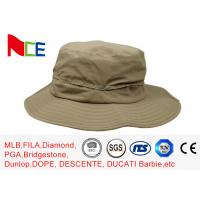 Wholesale Summer Sunshade Leisure cap Khaki Unisex For Outdoor Enthusiasts from china suppliers